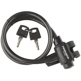Trelock KS 222 FIXXGO Kabelschloss schwarz